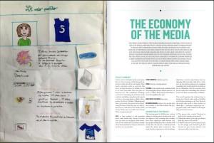 the economy of media