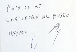 Qualcosa di noi: Augusto Presepi
